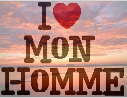 i love you mon homme